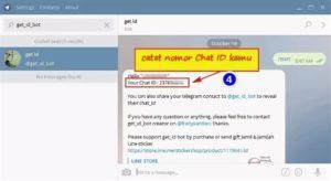 Как получить id пользователя, канала, чата в Телеграм