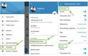 Как сделать конференцию в Телеграме