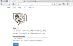 Как удалить профиль в Телеграм на Андроиде