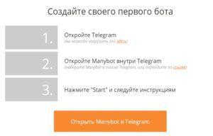 Как пользоваться ботом в Телеграм