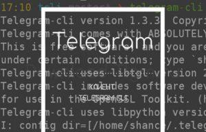 Что такое Telegram CLI для Linux