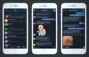 Как пользоваться Телеграм на Айфон и Айпад