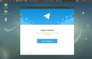 Как установить Telegram на Debian 9