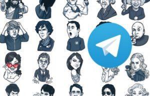 Что такое стикеры для Telegram