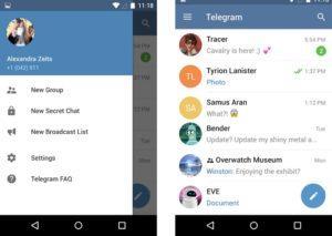 Можно ли сделать скриншоты экрана в Telegram