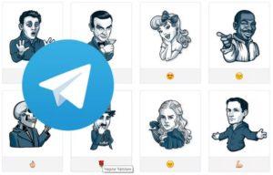 Инструкция по созданию стикеров в Телеграме