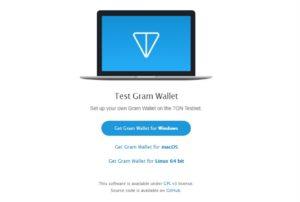 Новости о TON и криптовалюте Gram