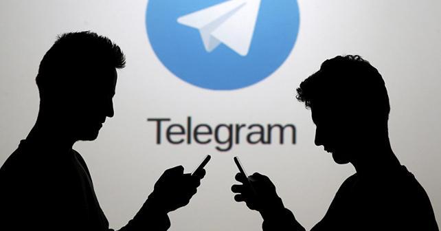 Добавление контакта в Telegram